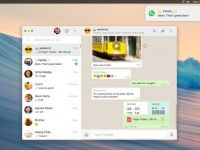 Whatsapp desktop Mac
