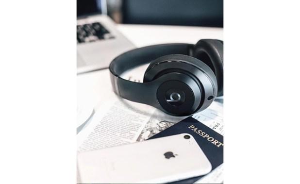 iPhone 7 jet white Beats