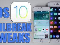tweak cydia compatibili con il jailbreak iOS 10.2