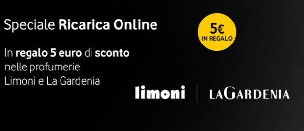 Vodafone Premio ricarica