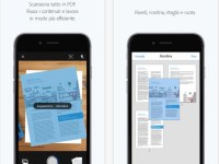 Adobe Scan OCR su iPhone