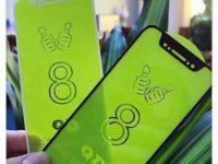 Pellicole iphone 8