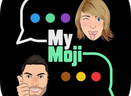 Creare emoji della vostra faccia con MyMoji