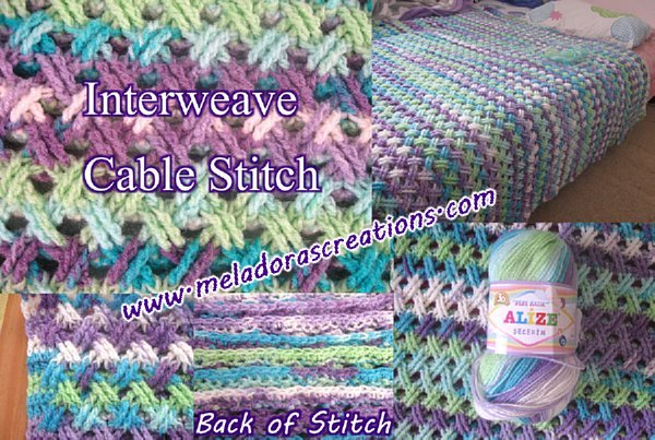 Interweave Stitch Combined Display small 2