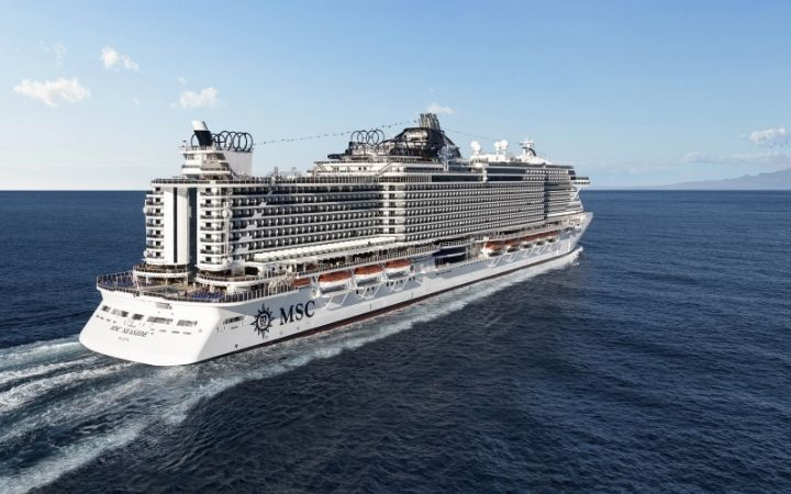 offerta msc seaside