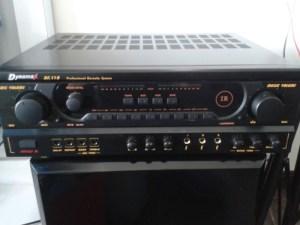 Dynamax Amplifier DK110