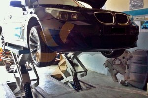 bmw 5series services malaysia