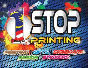 1 Stop Printing   SIGNBOARD