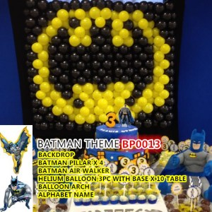 BATMAN THEME BP0013