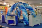 event balloon arc