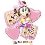 minnie mouse birthday balloon