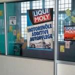 BMW service customer lounge
