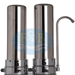 water filter Double_Stainless_Steel