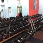 training gym equipment