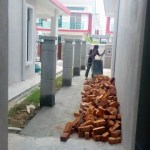 Extention House construction Melaka