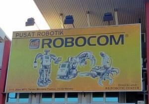 Robocom Merdeka permai