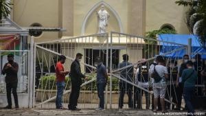 Palm Sunday bombing at cathedral in Indonesia injures Catholics leaving Mass