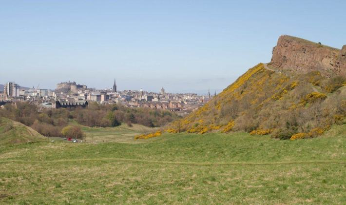 Arthurs Seat, Edinburgh, Scotland Travel Guide