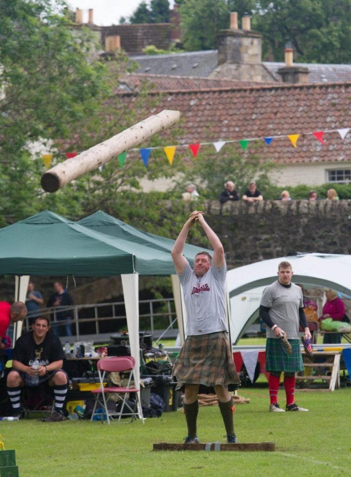 Ceres Highland Games, Scotland, Scottish Travel Guide
