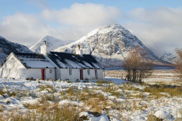 Glen Coe, Winter in Scotland, Scottish Travel Blog
