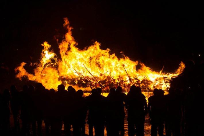 Up Helly Aa, Shetland, Scotland, Scottish Travel Blog