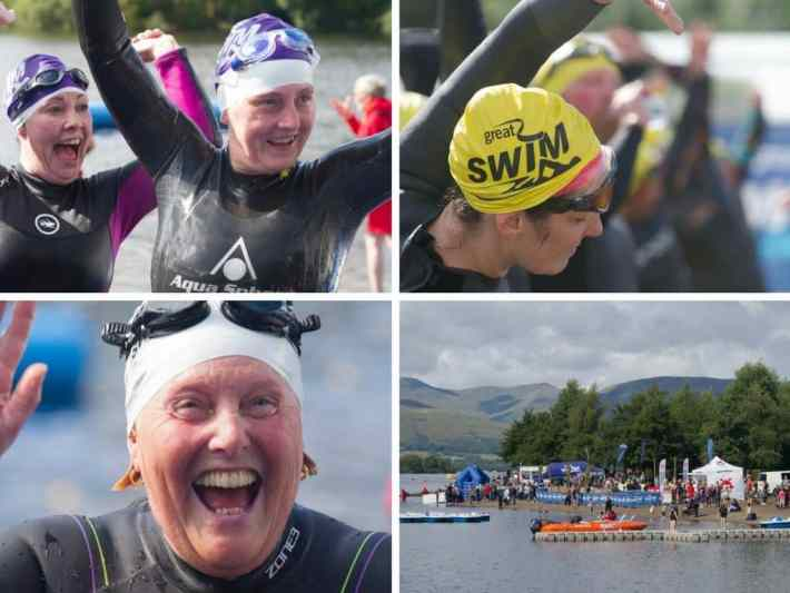 Great Scottish Swim, Loch Lomond