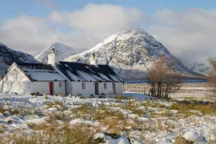 Black Rock Cottage, Glen Coe, Scotland, Scotland Travel Guide