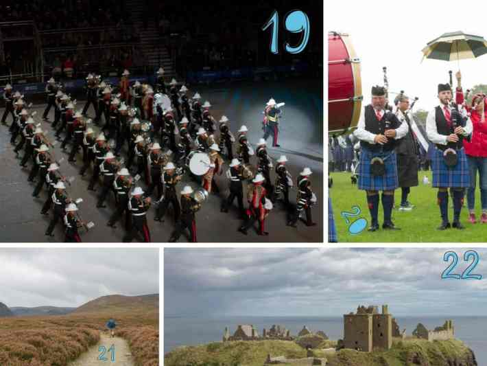 Edinburgh Tattoo, Scottish Travel Blog