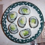 how to make california rolls recipe