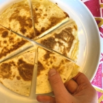 Easy Cheese Quesadillas Recipe