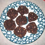 double chocolate white chip cookie recipe