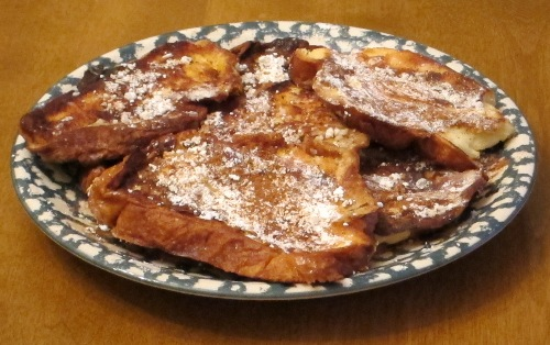 homemade french toast recipe