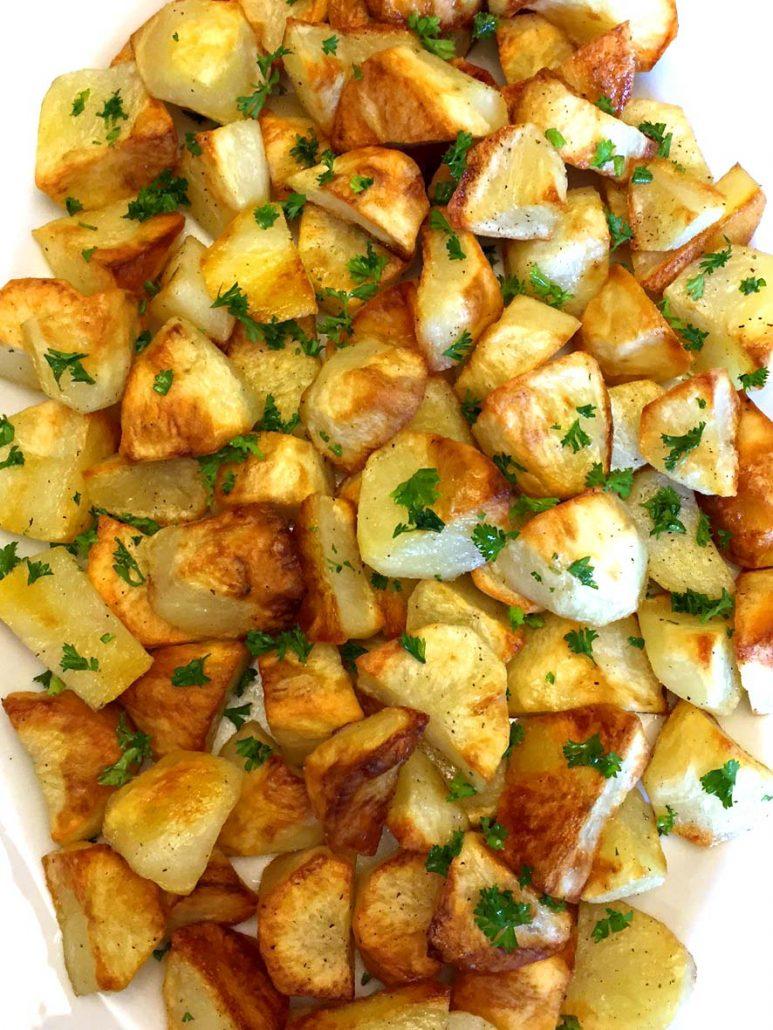Best Roasted Potatoes Recipe