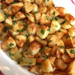 Easy Oven Roasted Potatoes Recipe - Best Ever!