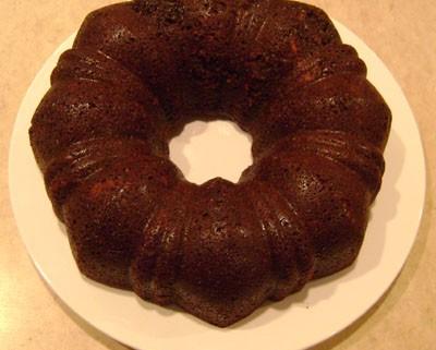 How To Make Chocolate Bundt Cake
