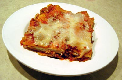 How To Make Lasagna Step By Step Instructions Melanie Cooks