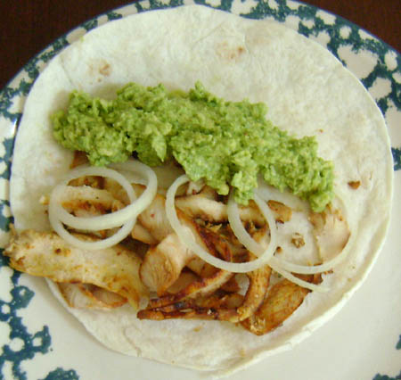chicken fajitas pictures