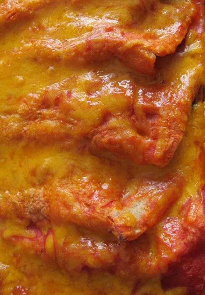 How To Make Mexican Enchiladas