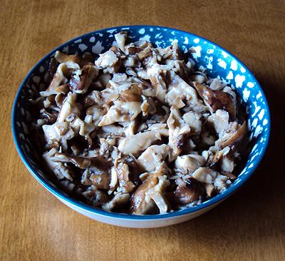 shiitake-fried