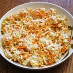 healthy cole slaw without mayo