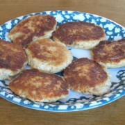 Tinned Salmon Fishcakes Recipe