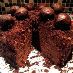 Homemade Chocolate Truffle Cake Recipe