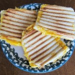 grilled cheese panini sandwich picture