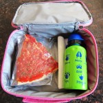 packing a lunch box for school
