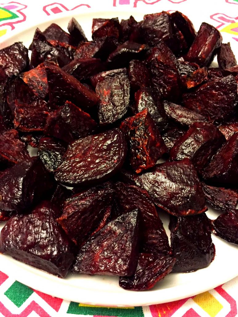 Easy Oven Roasted Beets Recipe