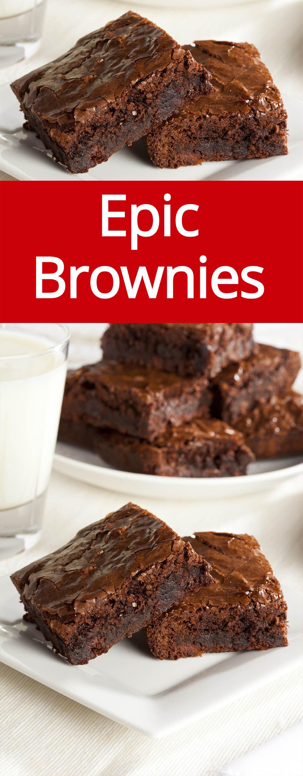 Best Chocolate Brownies Recipe Ever!