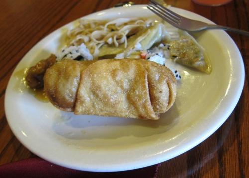 senoya egg roll