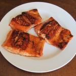 how to make salmon teriyaki