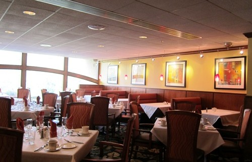 Allgauer's restaurant in northbrook