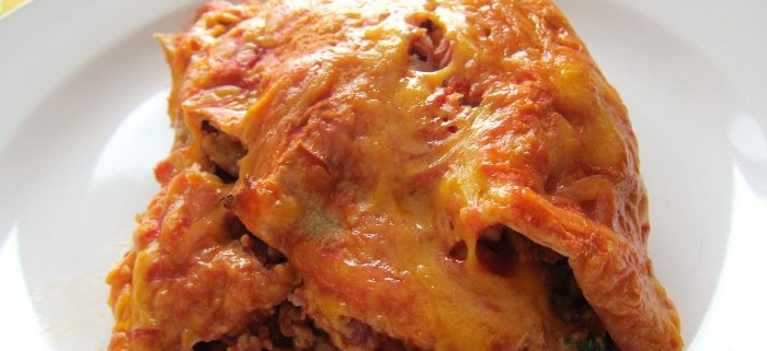 turkey enchiladas recipe